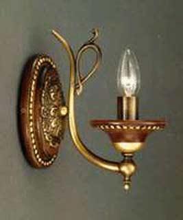 La lampada WB 825/1.40 Paderno luce
