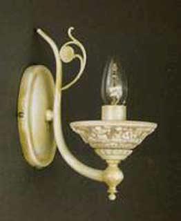 La lampada WB 826/1.17 Paderno luce