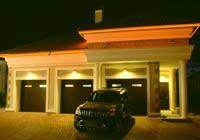 Подсветка в гараж 163