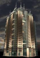 проект освещения - визуализация архитектурного освещения
