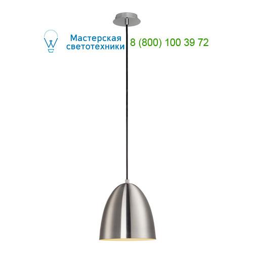 133005 SLV by Marbel PARA CONE 20 светильник подвесной для лампы E27 60Вт макс., матированный алюминий