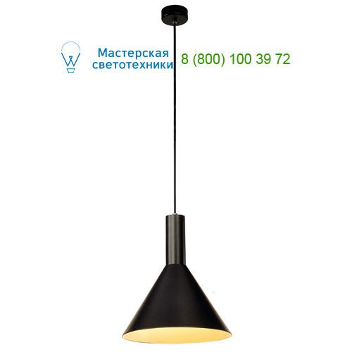 133310 SLV by Marbel PHELIA M светильник подвесной для лампы E27 23Вт макс., черный