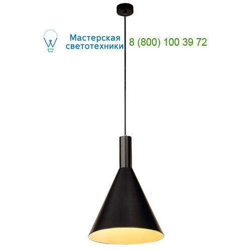 133320 SLV by Marbel PHELIA L светильник подвесной для лампы E27 23Вт макс., черный