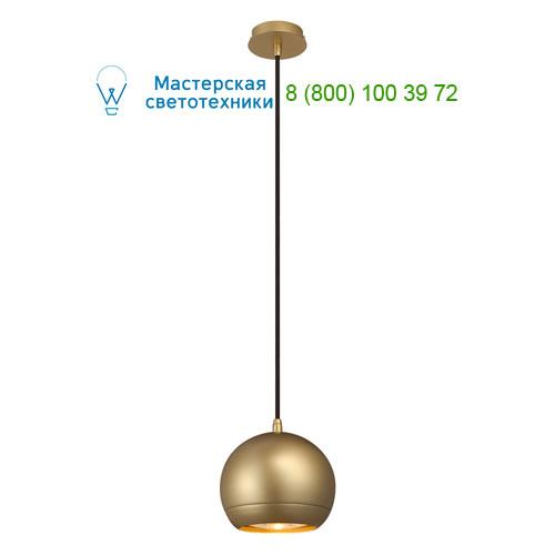 133483 SLV by Marbel LIGHT EYE светильник подвесной для лампы ES111 75Вт макс., матовое золото