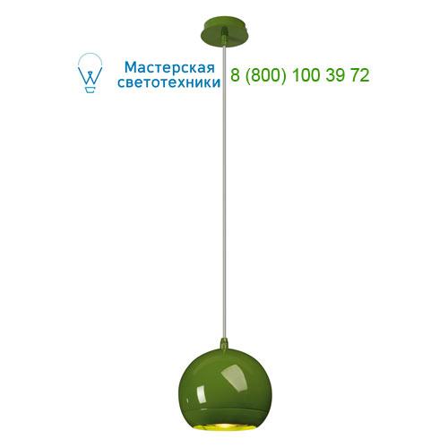 133485 SLV by Marbel LIGHT EYE светильник подвесной для лампы ES111 75Вт макс., зеленый
