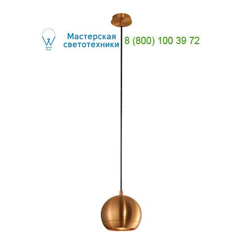 133489 SLV by Marbel LIGHT EYE светильник подвесной для лампы ES111 75Вт макс., матированная медь