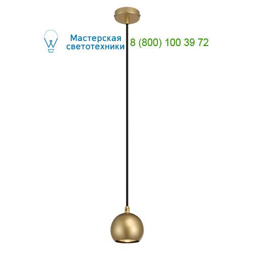 133493 SLV by Marbel LIGHT EYE SMALL светильник подвесной для лампы GU10 5Вт макс., матовое золото