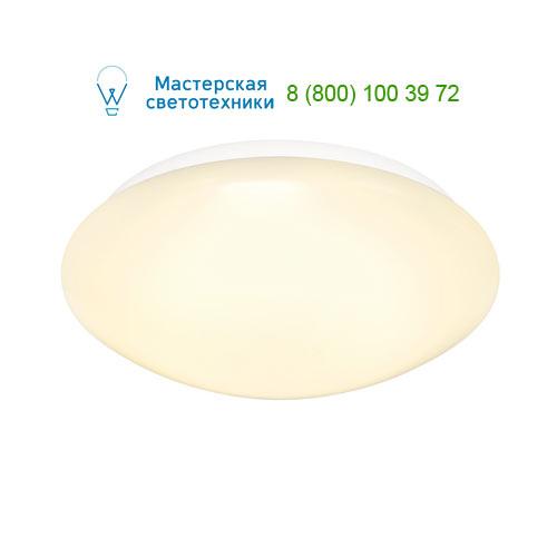 133733 SLV by Marbel LIPSY® 30 LED светильник накладной с 30 SMD LED 13Вт, 3000К, 1050lm, белый