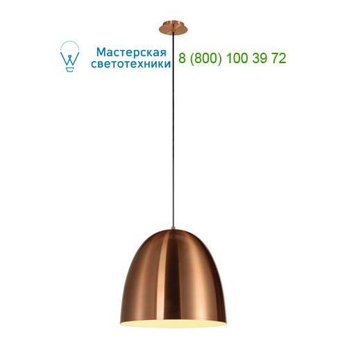 155479 SLV by Marbel PARA CONE 40 светильник подвесной для лампы E27 60Вт макс., матированая медь