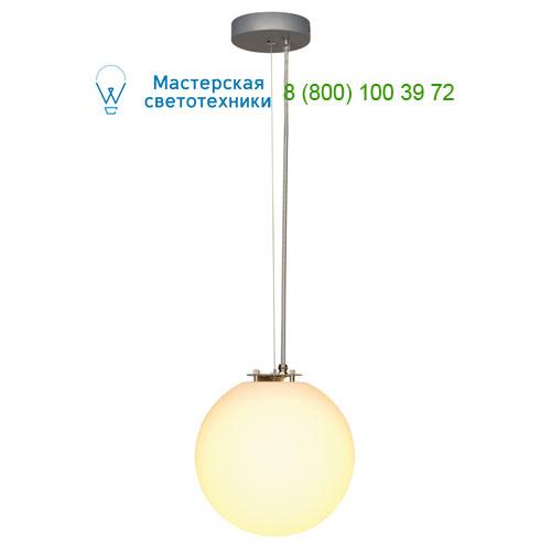 165390 SLV by Marbel ROTOBALL 25 светильник подвесной для лампы E27 24Вт макс., серебристый/ белый