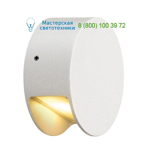 231010 SLV by Marbel PEMA LED WALL светильник настенный IP44 c PowerLED 3.3Вт (4.2Вт), 3000К, 120lm, белый