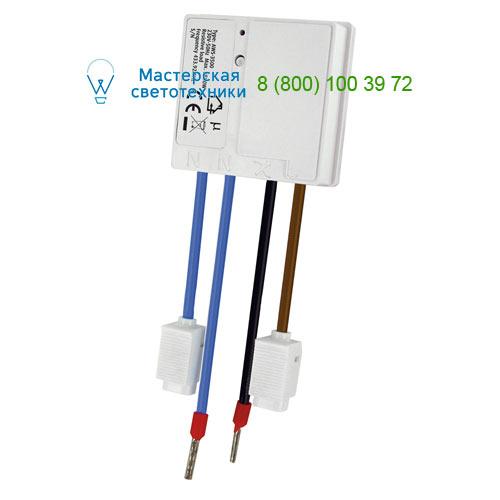 SLV CONTROL Funk Schaltermodul zur Schaltung von Unterputzsteckdosen, max. 3000 Watt