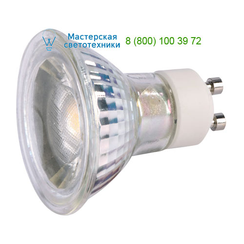 LED GU10 Leuchtmittel, 7W, COB LED, 2700K, 38°, nicht dimmbar