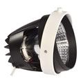 115183 SLV AIXLIGHT® PRO, COB LED MODULE светильник с LED 25/35Вт, 3000K, 2400/3200lm, 30°, без БП, белый/ черн