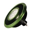 "LED ES111, gr""un, 17W, 30°, 2700K, d"
