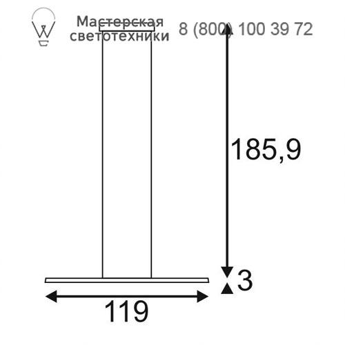 Чертеж SLV by Marbel 156227