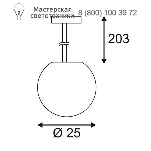 Чертеж SLV by Marbel 165390