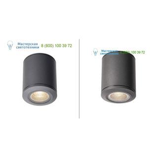 1000447 SLV by Marbel POLE PARC CL светильник потолочный IP44 c LED 28Вт, 3000K, 2900лм, черный