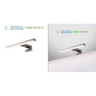 1000777 SLV by Marbel DORISA LED 30 светильник для зеркала IP44 с LED 5.2Вт, 4000К, 280лм, хром