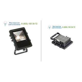 1000803 SLV by Marbel DISOS LED 12 светильник IP65 c LED 10.5Вт (12Вт), 3000К, 110°, 1000лм, черный