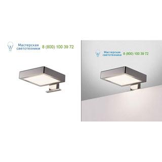 1000816 SLV by Marbel DORISA LED 10 светильник для зеркала IP44 с LED 5.5Вт, 4000К, 230лм, хром