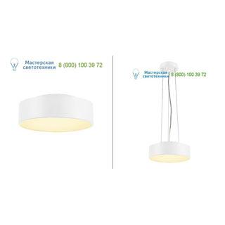 1000856 SLV by Marbel MEDO 30 LED светильник накладной с LED 15Вт, 3000К, 105°, 1000лм, упр. 1-10В, белый