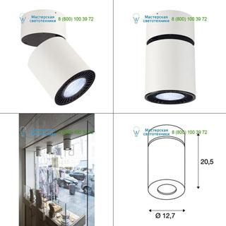 114181 SLV by Marbel SUPROS CL светильник потолочный с LED 28Вт (34.8Вт), 4000К, 2100лм, 60°, белый