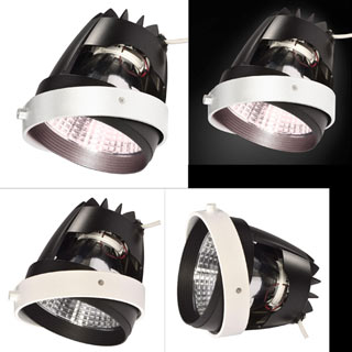 115217 SLV by Marbel AIXLIGHT® PRO, COB LED MODULE «MEAT» светильник 700mA с LED 26Вт, 3600K, 1300lm, 70°, белый