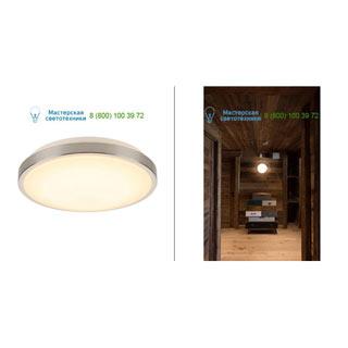 155156 SLV by Marbel мАRONA светильник накладной с LED 4x 3Вт (15Вт), 3000К, 1200лм, 120°, матированный металл