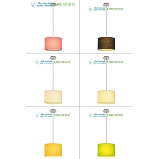 155562 SLV by Marbel FENDA, светильник подвесной для лампы E27 60Вт макс., без абажура, с основанием, хром