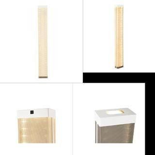 157001 SLV by Marbel I-LINE TOUCH SL светильник напольный с LED 31Вт, 800lm+550lm, 3000К, белый