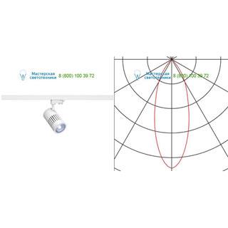 176021 SLV by Marbel 3Ph, STRUCTEC LED светильник с LED 24Вт (29Вт), CRI 90, 4000К, 2520лм, 36°, белый