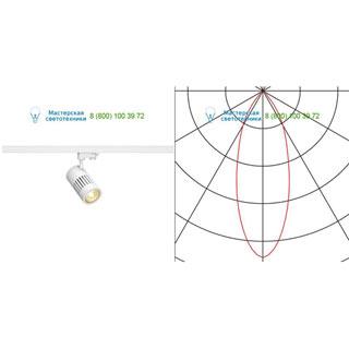 176041 SLV by Marbel 3Ph, STRUCTEC LED светильник с LED 31Вт (36Вт), CRI 90, 3000К, 2670лм, 36°, белый
