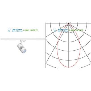 176071 SLV by Marbel 3Ph, STRUCTEC LED светильник с LED 31Вт (36Вт), CRI 90, 4000К, 3270лм, 60°, белый