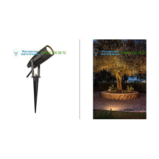 227505 SLV by Marbel SYNA LED светильник IP55 с LED 8.6Вт, 3000К, 470лм, антрацит