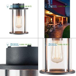 232055 SLV by Marbel PHOTONIA CL светильник потолочный IP55 для лампы E27 60Вт макс., антрацит / стекло прозрачное