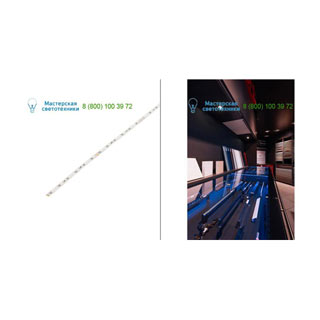 552727 SLV by Marbel FLEXSTRIP LED X-SLIM 3 м сборка гибкая из 360 светодиодов 24В=, 8Вт, синий