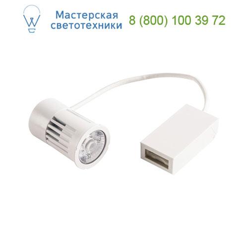 1000572 SLV by Marbel SLV VALETO®, LED GU10 MODULE источник света, 10Вт, 24°, 2800K, 800лм, белый корпус