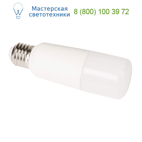 1001032 SLV by Marbel LED E27 BRIGHT STIK источник света LED, 100-220В, 12Вт, 240°, 3000K, 1060лм