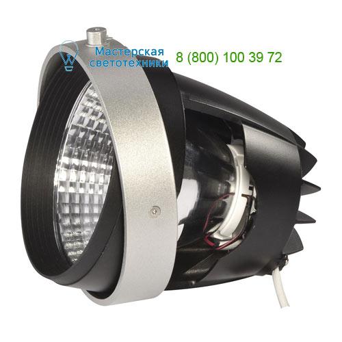 115197 SLV by Marbel AIXLIGHT® PRO, COB LED MODULE светильник с LED 25/35Вт, 3000K, 2400/3200lm, 70°, без БП, сереб/ черн