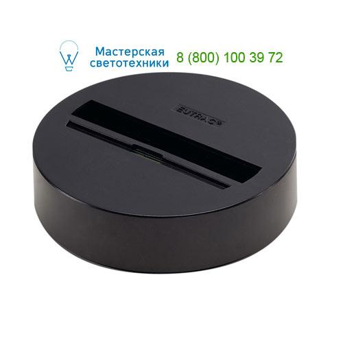 145830 SLV by Marbel 3Ph | EUTRAC®, основание потолочное (новая версия), черный