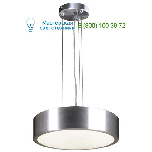 149286 SLV by Marbel MEDO LED светильник подвесной с SMD LED 18Вт (22Вт), 3000К, 1300lm, матированный алюминий