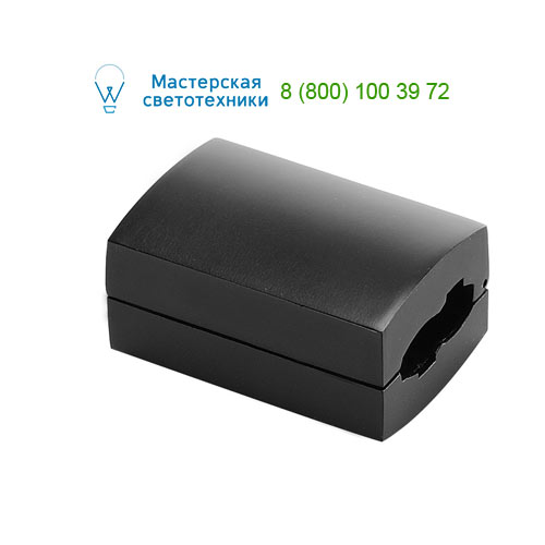 184170 SLV by Marbel EASYTEC II®, коннектор изолирующий, черный