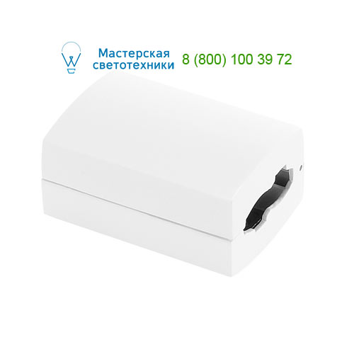 184171 SLV by Marbel EASYTEC II®, коннектор изолирующий, белый