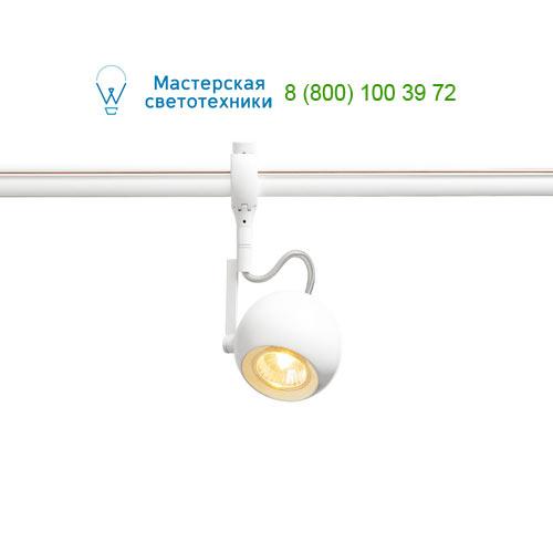 184691 SLV by Marbel EASYTEC II®, LIGHT EYE GU10 SPOT светильник для лампы GU10 50Вт макс., белый