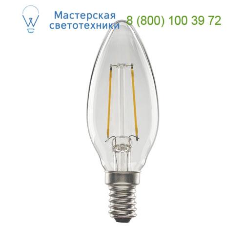 551812 SLV by Marbel LED E14 VINTA источник света SMD LED, 230В, 2Вт, 2700K, 200lm, свеча