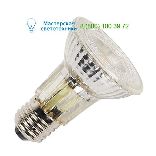551924 SLV by Marbel LED E27 PAR20 источник света COB LED 8Вт, 230В, 38°, 4000К, 660лм, 3 уровня яркости