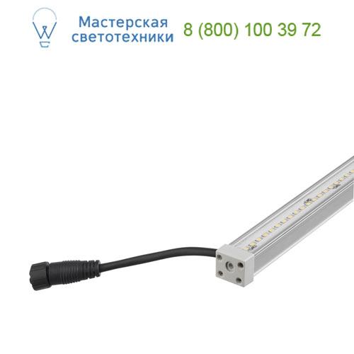 552310 SLV by Marbel LED STRIP OUTDOOR 4000 сборка в корпусе IP55 из 72 светодиодов 24В=, 6.3Вт, 4000K, 500lm, алюминий