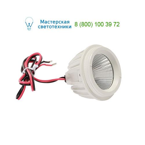 553011 SLV by Marbel LED MR16 MODULE источник света, 350мА, 6,6Вт, 40°, 2000-2800K, 540лм, 1100cd, белый корпус