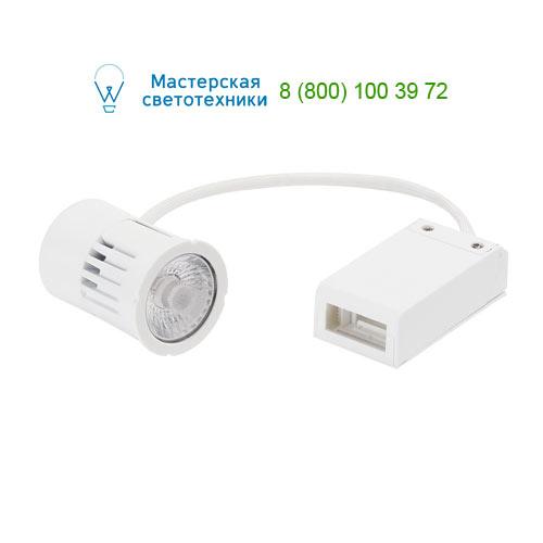 553082 SLV by Marbel LED GU10 MODULE источник света, 8Вт, 36°, 2800K, 460лм, 1100cd, диммируемый, белый корпус